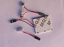 Панель для подсветки авто (25х40мм) - COB LED LIGHT, фото 3