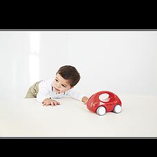 Игрушка Kid O Первый автомобиль стильная машинка с ручкой красная (10339), фото 3