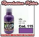 JVR Revolution Kolor, opaque lilac #115, 10ml, фото 2
