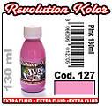 JVR Revolution Kolor, opaque pink #127, 10ml, фото 2