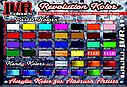 JVR Revolution Kolor, opaque royal blue #128, 10ml, фото 3