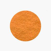 Фетр листовой (полиэстер) 21.5*28 см,оранжевый 180 г/м2 Rosa Talent 165FW-H006