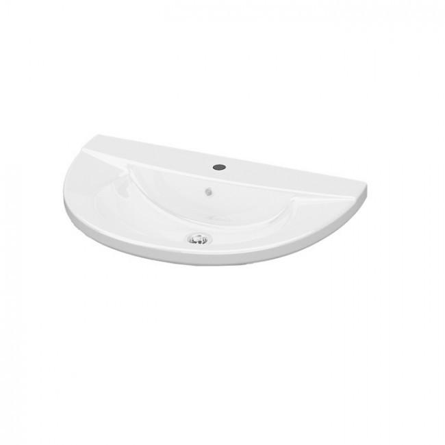 Подвесной умывальник в ванную (80 см)  Idevit Diva 2001-0805