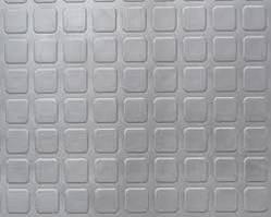 Автолинолеум, автолин «квадрат серый», шыр. 180 см., автомобильный линолеум Турецкий