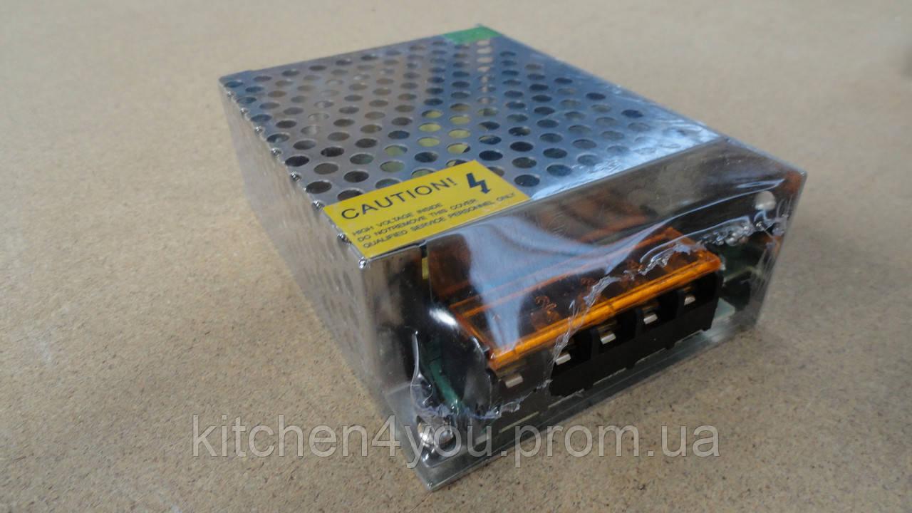Блок питания для светодиодных лент 12V / 60 W не герметичный
