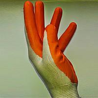 Перчатки прорезиненные, фото 1