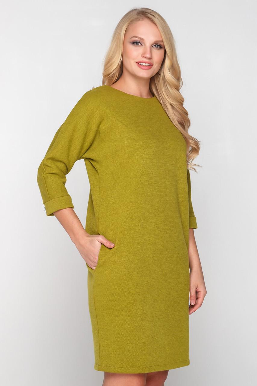 Платье из шерсти с 46 по 54 размер