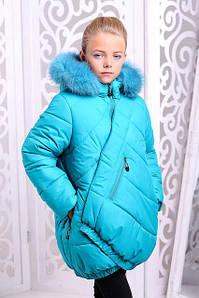 Зимняя одежда девочкам