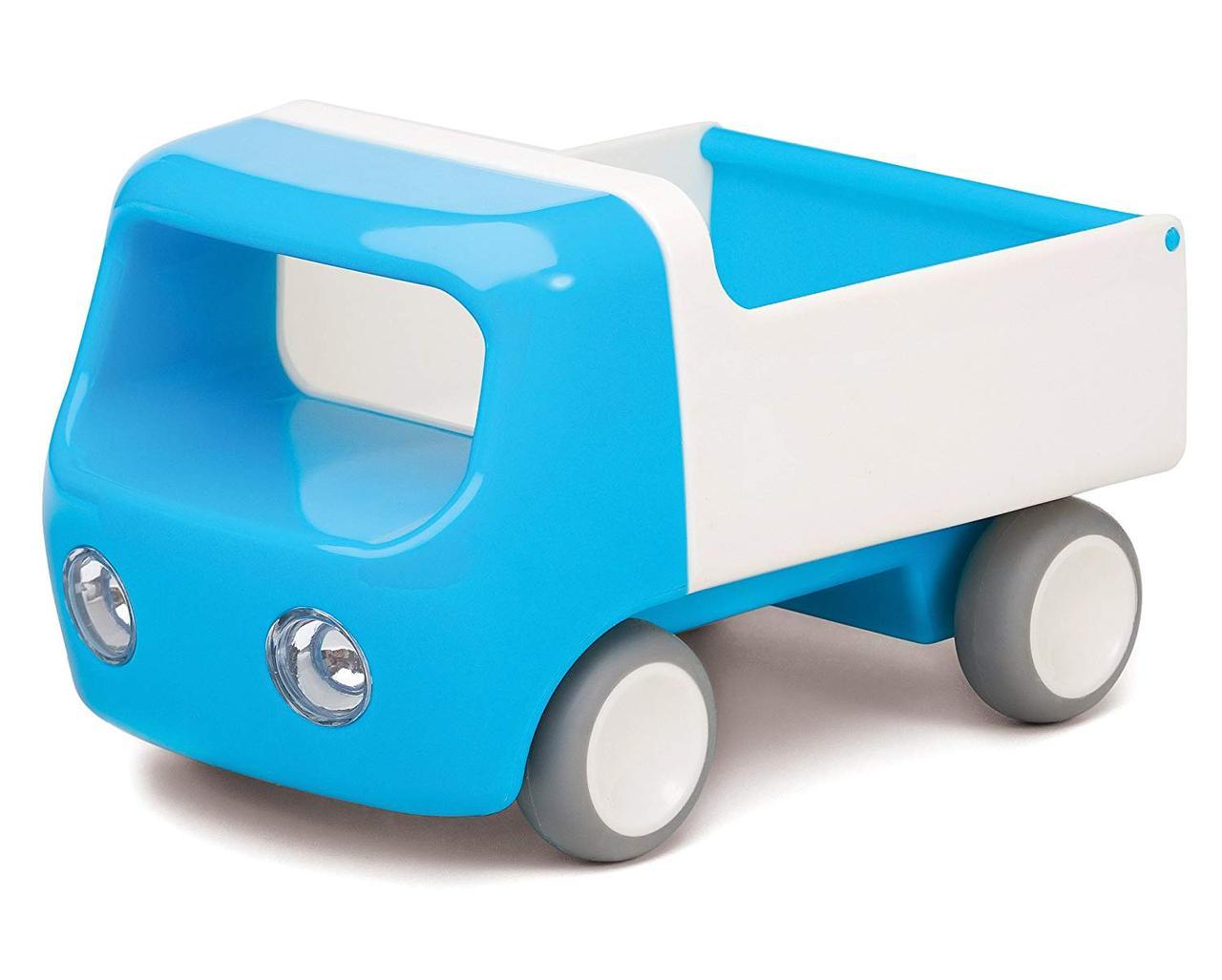 Первый Грузовик. Стильная машинка (цвет голубой) Kid O