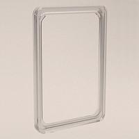 Рамка пластиковая ценникодержатель б/у формата A4 прозрачная информационная табличка