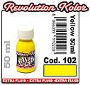 JVR Revolution Kolor, opaque light yellow #102, 10ml, фото 2