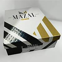 Коробка для обуви с печатью и конгревом 355х285х110 мм