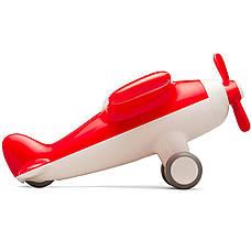 """Игрушка """"Первый самолет"""" (цвет красный) Kid O , фото 2"""