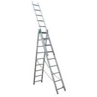 Лестница универсальная ITOSS 7609 (3х9)