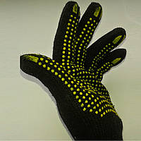 Перчатки рабочие ХБ с ПВХ покрытием, фото 1