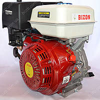 Двигатель бензиновый BIZON GX-390 188F 13 л.с. вал 25 мм шпонка