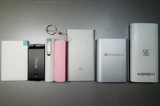 Аккумуляторы, Батареи, Power bank