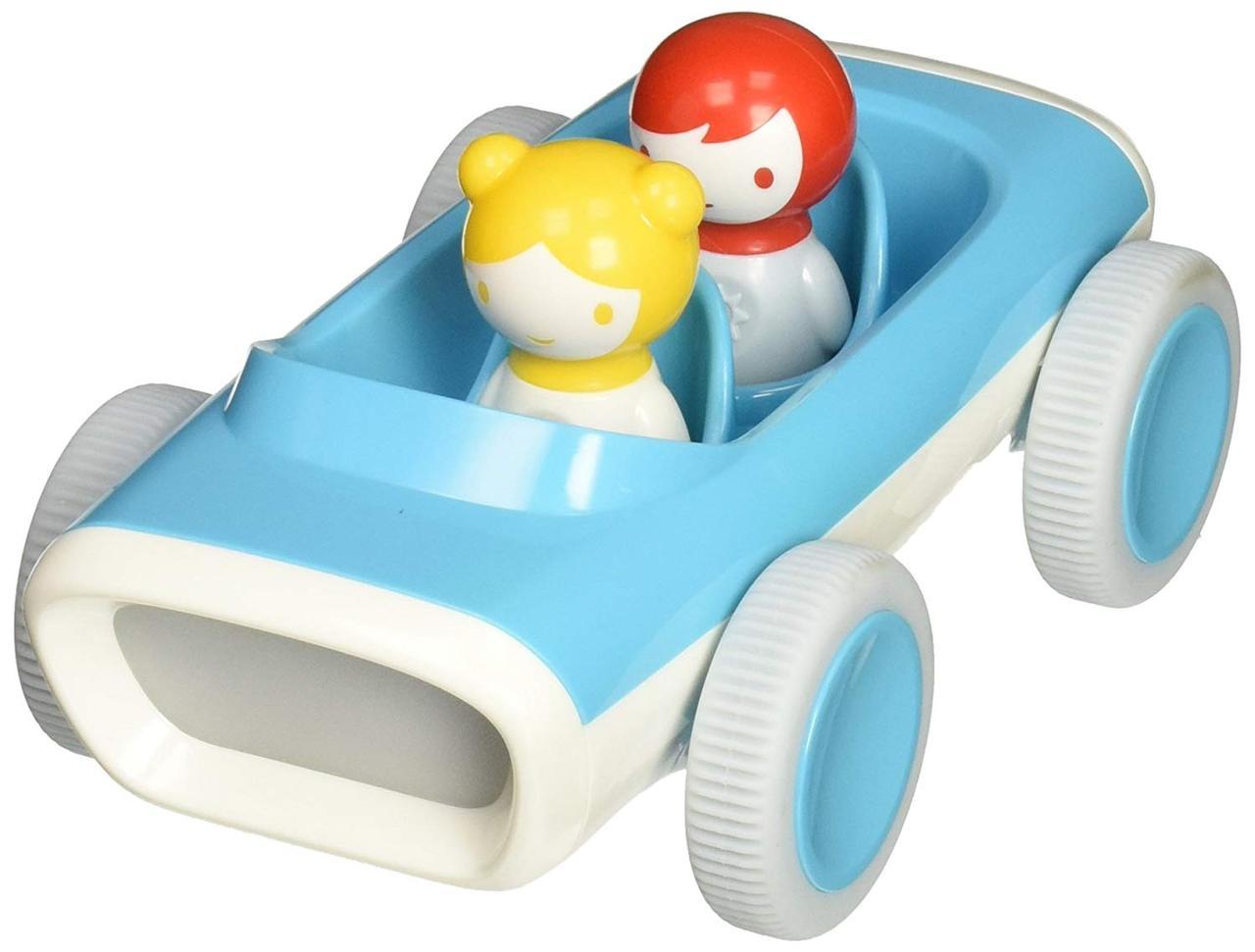 Умный Автомобиль. Игрушка - сортер (звук и свет) Kid O
