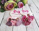 Детские маленькие резиночки для волос Принцесса София 10 пар/уп, фото 2