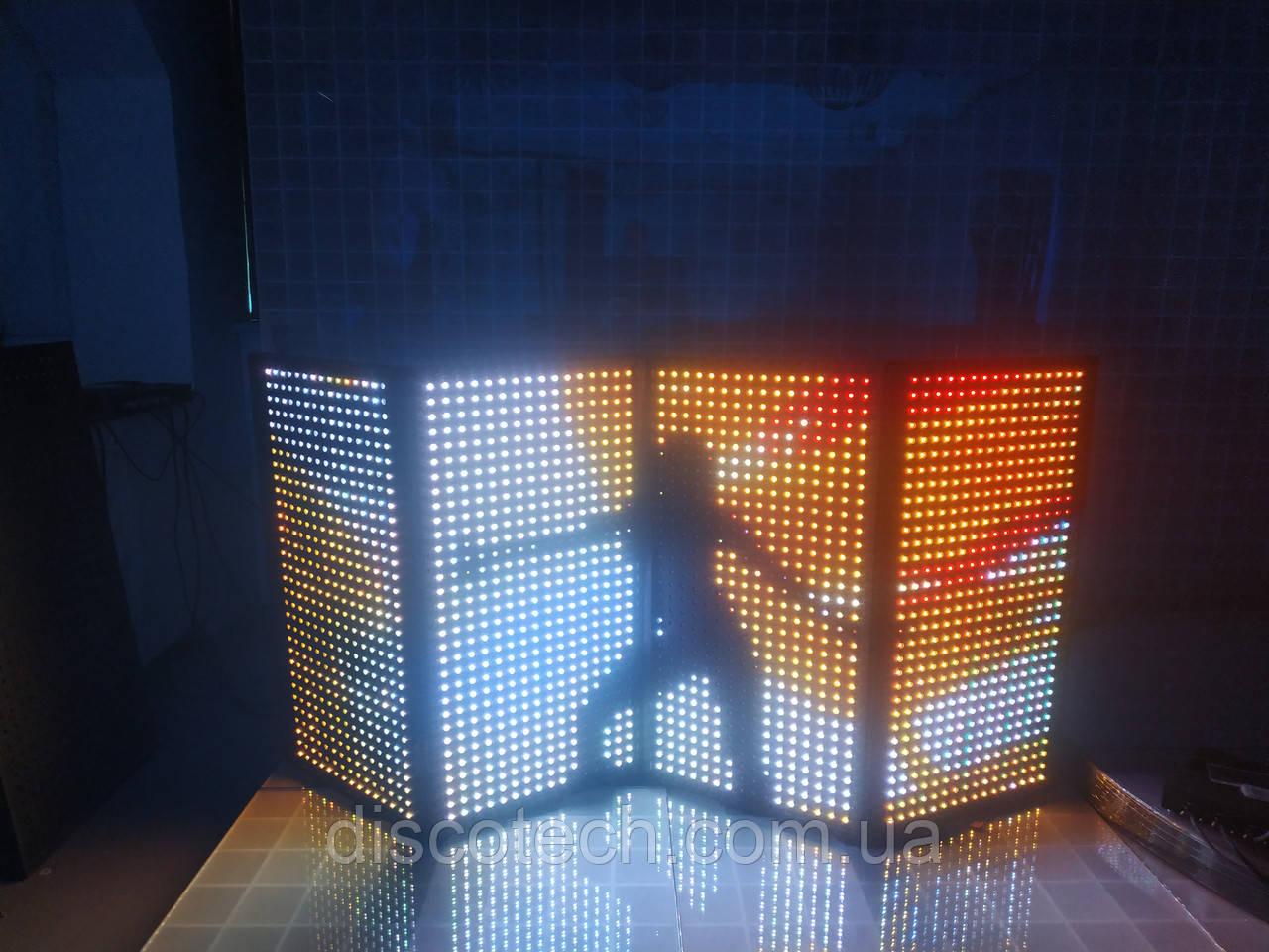 Digital Led Strips Dj Facade 1м х1м-2шт standart