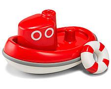 Игрушка для игры в воде Kid O Лодочка красная (10360), фото 2