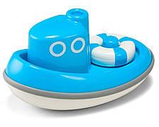 Лодочка. Игрушка для игры в воде. (цвет голубой) Kid O