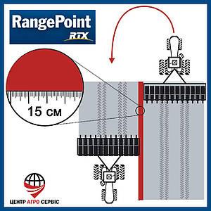 Супутникова корекція RangePoint RTX Trimble (15 см) на 1 рік