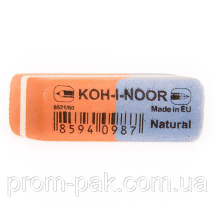 Ластик резинка стирательная  К-І-N 6521/80, фото 2