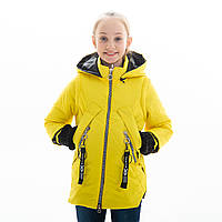 Куртка-жилет для девочки «Николь»