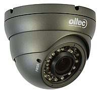 Видеокамера AHD купольная антивандальная OLTEC HDA-972VF-B