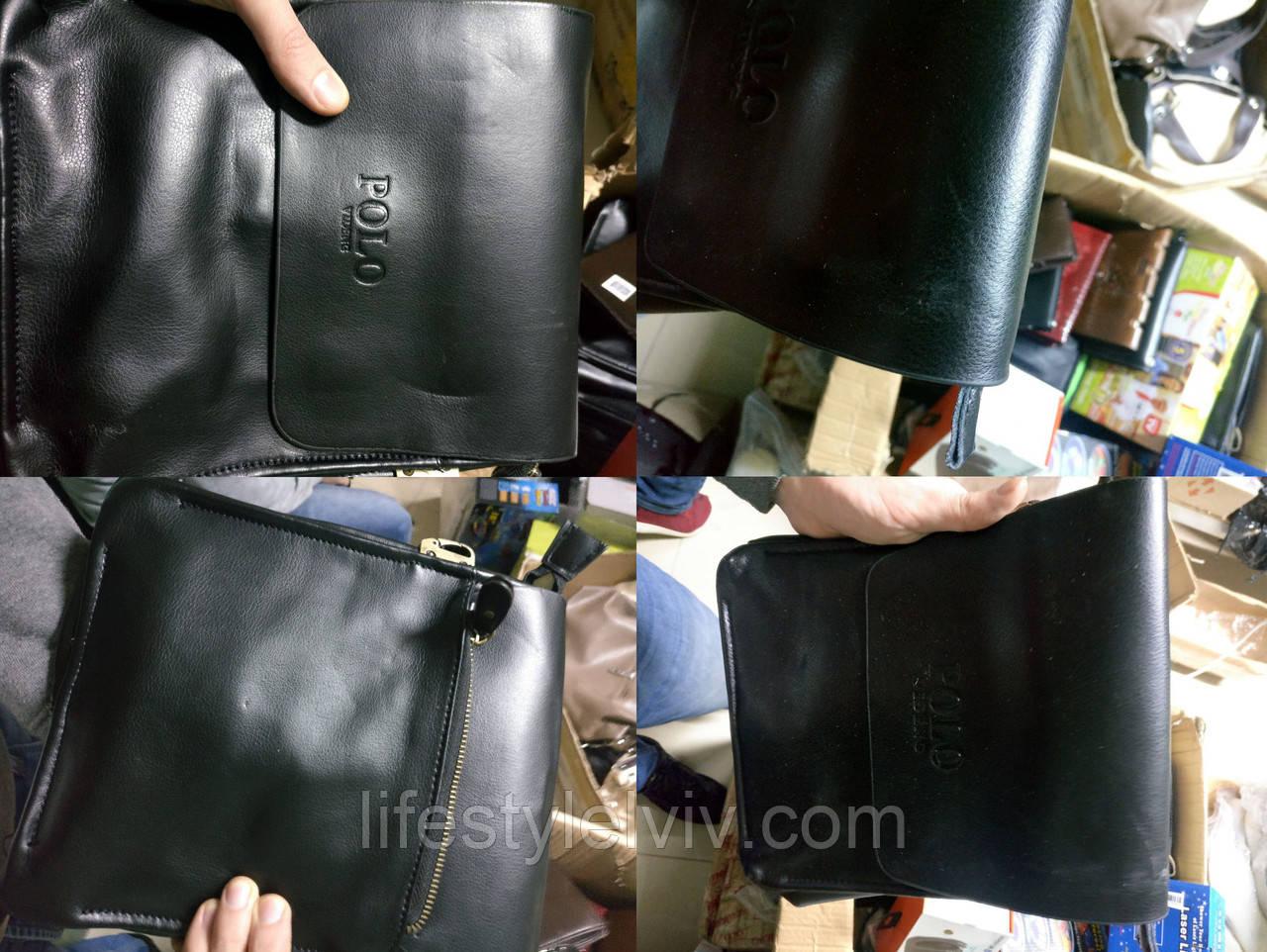 170c7ee714ad Мужская сумка-портфель Polo Videng имеет стильный дизайн и крепкую  фурнитуру. Идеально вмещает папки, бумаги и документы. Внутреннее объёмное  отделение и ...