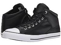 Кроссовки/Кеды Converse Chuck Taylor® All Star® Hi Street Leather Black/White