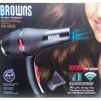 Фен для волос Professional Browns BS-5809 (24 шт)