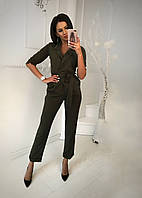 Женский комбинезон с брюками, фото 1