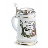 """Кружка для пива """"Пожарный"""" SKS (16597)"""