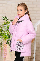 Курточка демисезонная для девочки Миранда