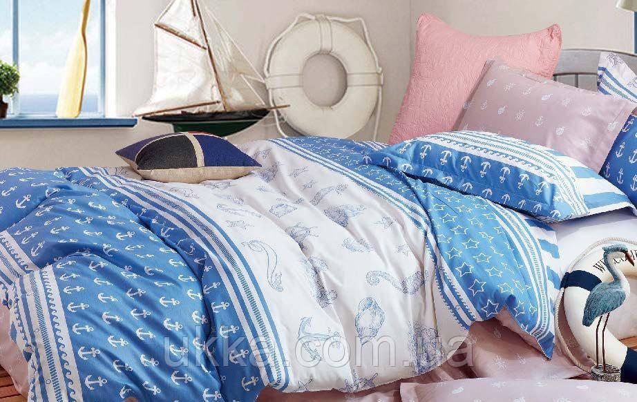Двуспальное постельное белье Сатин Вилюта Твил 121