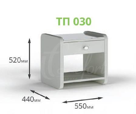Прикроватная тумба «030», фото 2