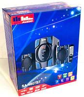 Колонка 2.1 Sky Audio Bluetooth SA-4807BT (4шт)