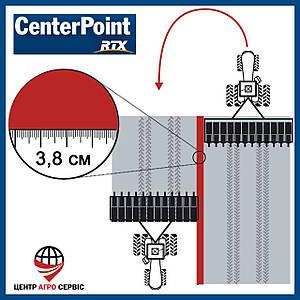 Супутникова корекція CenterPoint RTX Trimble (3,8 см) на 1 рік