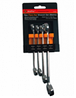 Т 41991 Набор ключей для штуцеров 4шт.  AmPro