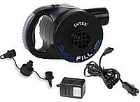 Электрический аккумуляторный насос 12/220 В Intex 66622