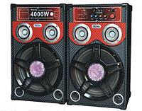 Активная акустика USBFM-298 B-DT (USB/FM/Bluetooth/Радио) 10 дюймов 2.0 динамик USBFM-298E