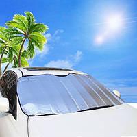 Солнцезащитная шторка (metallic) для иномарок,размеры