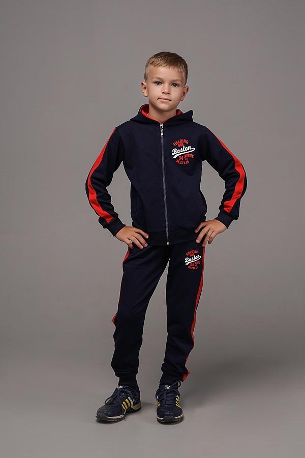 Дитячий спортивний костюм для хлопчика трикотажний