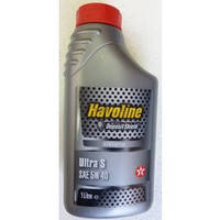 Моторное масло Texaco Havoline Ultra S 5W-40, 1 литр