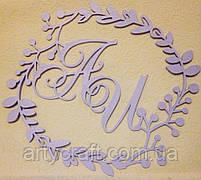 Свадебная монограмма (№14) , фото 5
