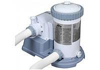 Intex 28636, насос-фильтр картриджный, 5638 л/ч, фото 1