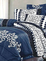 Этюд, бязь - семейный постельный комплект