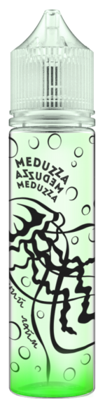 Жидкость для электронных сигарет Meduzza (Жгучий Лайм) 1.5 мг/мл